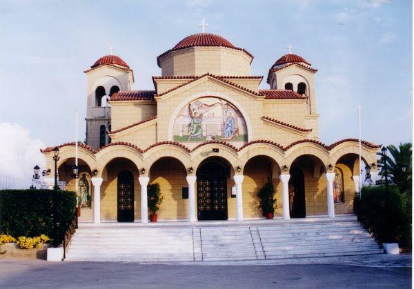 εκκλησία στη Καστέλλα της Εύβοιας