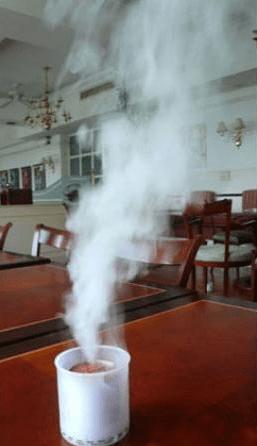Απεντομώσεις με μπόμπες καπνού