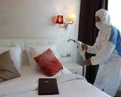 απολυμάνσεις στα ξενοδοχεία