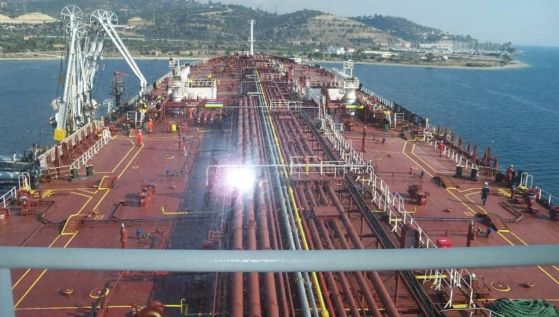 απεντόμωση πλοίου corosol