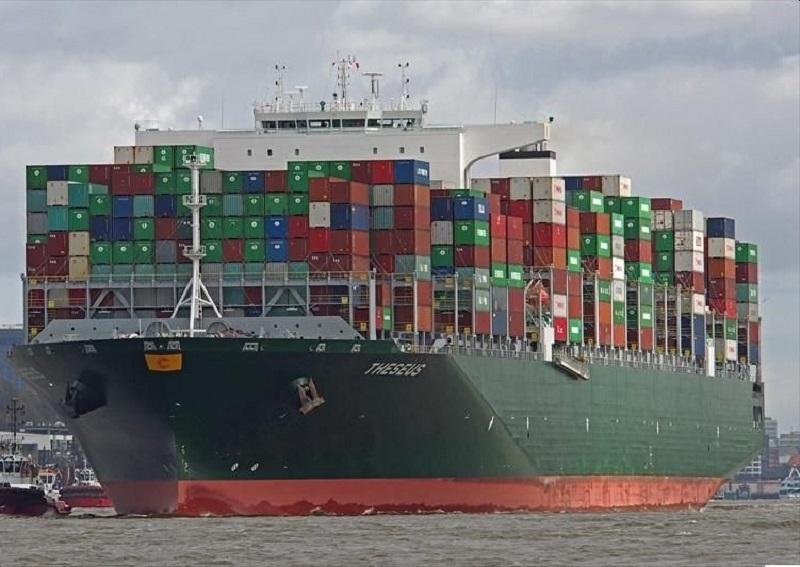 Απολύμανση πλοίου ''THESEUS''